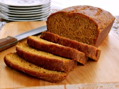 My Grandmother's Pumpkin Bread