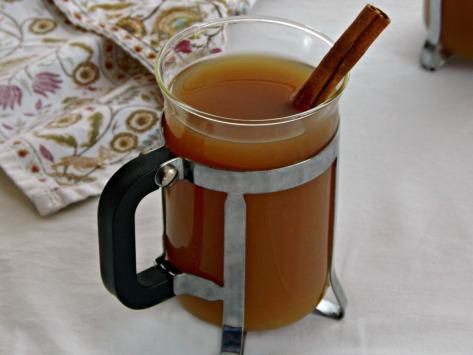 Spiced Tea: Serve warm, cold or as a punch