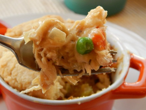 Chicken Pot Pie like you Wish your Grandma made! Tender, flaky crust, gorgeous vegetables and a gravy out of this world!
