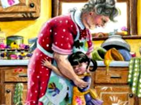 grandma x