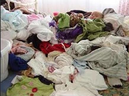 12 Hints for Reducing Cost of Laundry