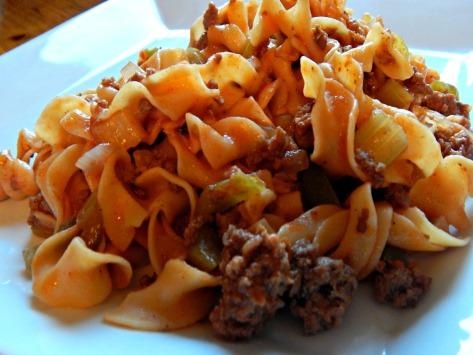 Vera Heinman's Noodle Dish