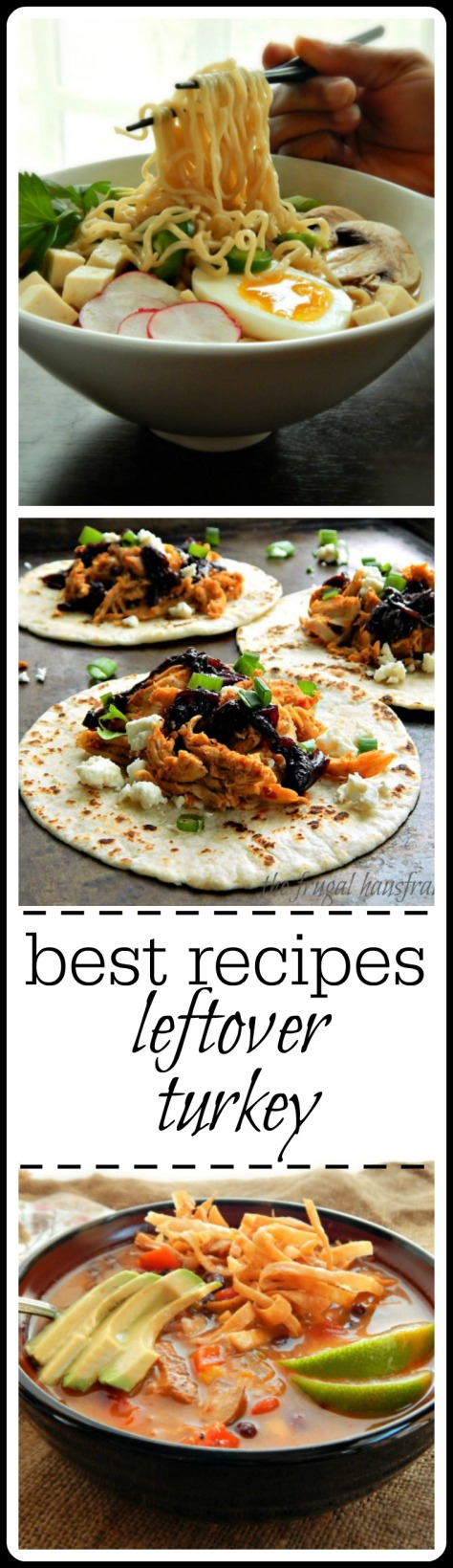 leftover turkey: over 40 of the best ways to use leftover turkey from around the globe. Down home comfort dishes along with gourmet finds