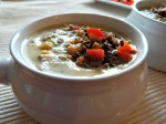 Wild Rice & Smoked Turkey Chowder3x