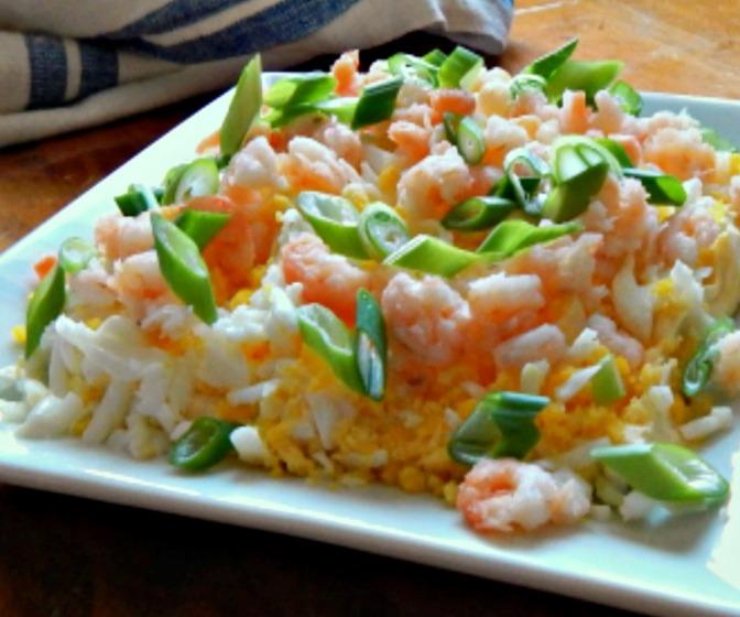 Curried Shrimp Spread