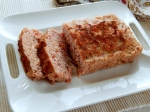 Old fashioned ham loaf