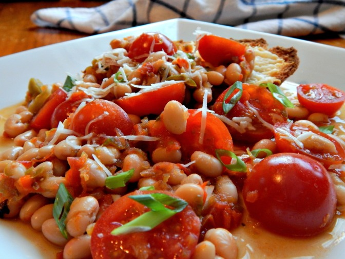 White Bean Ragout x