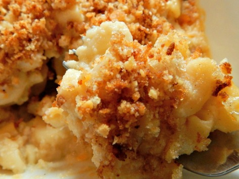 Creamy Cauliflower Mac & Cheese