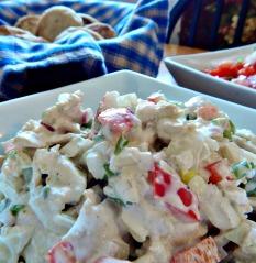 Arepas with Chicken & Avocado - Arepas Reina Pepiada https://frugalhausfrau.com/2012/07/02/arepas-chicken-avocado-pepiadais/