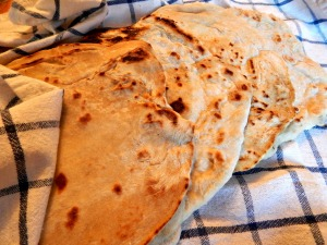 Super Easy Flat Bread1 x
