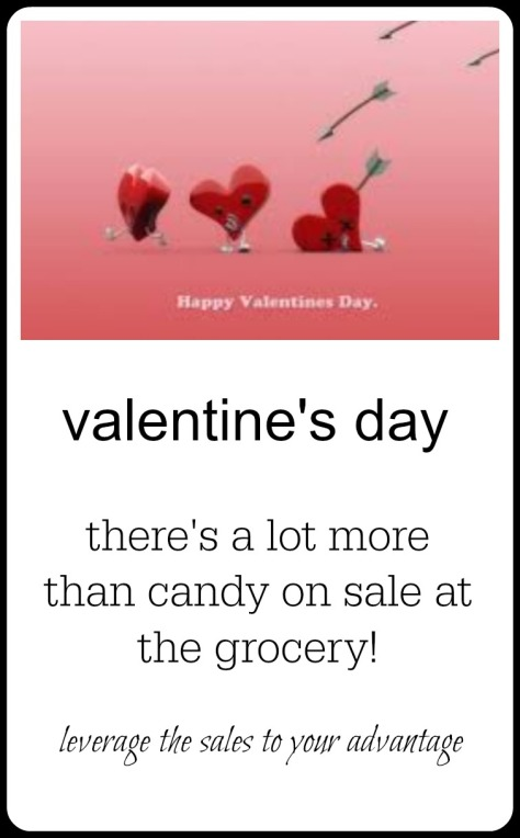 Come & see what surprises Valentine's Day has for you!