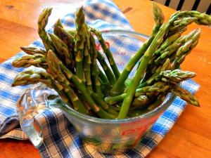 Asparagus Microwave x