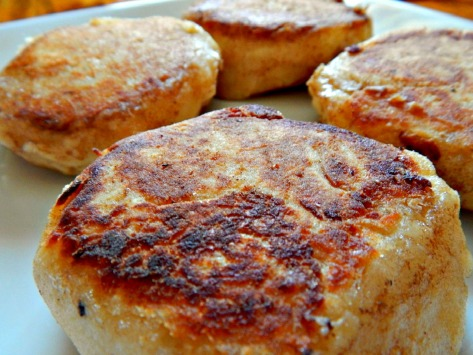 Traditional Irish Potato Cakes – each has its own personality