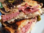 Reuben Sandwich x