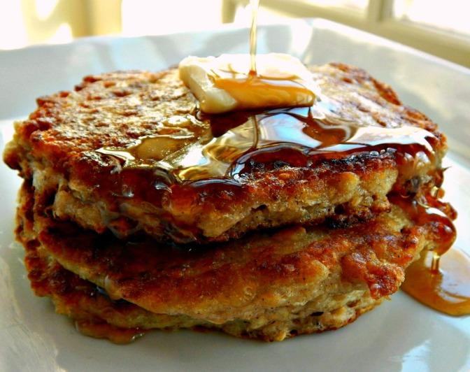 Scottish Oatcakes – Oatmeal Pancakes . $1.65