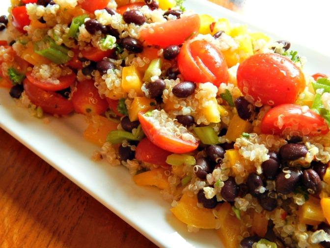 Main Dish Salads & Bowls
