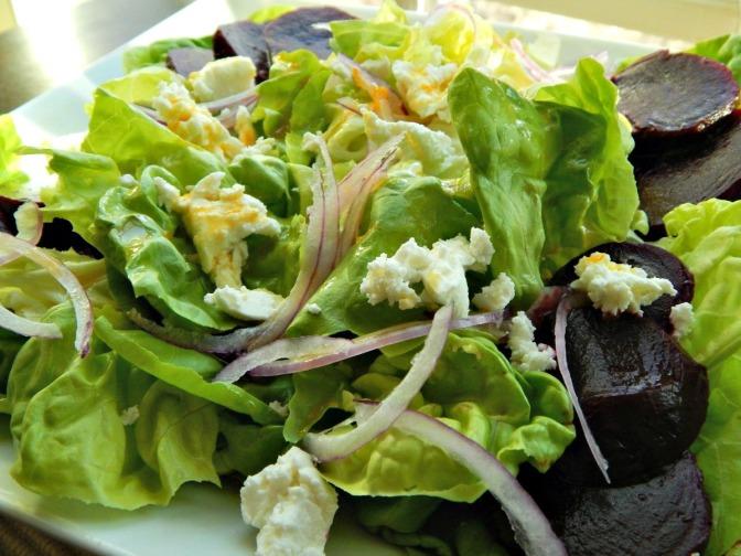 The Beet Goes on Salad & Bonus One Jar Pickled Beets