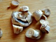 Mushrooms Stems - go in Smoothies