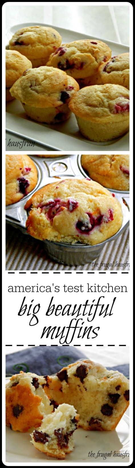 The BEST muffins. The only recipe you'll ever need with about 25 variations!