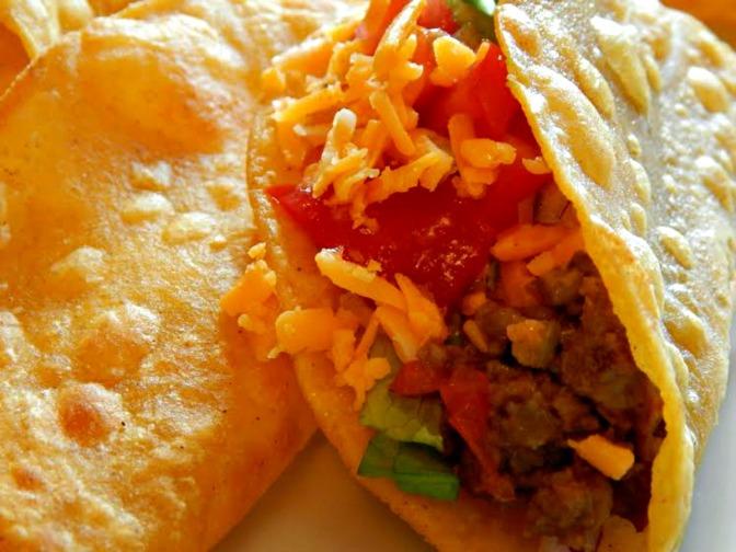Picadillo Tacos . $6.02