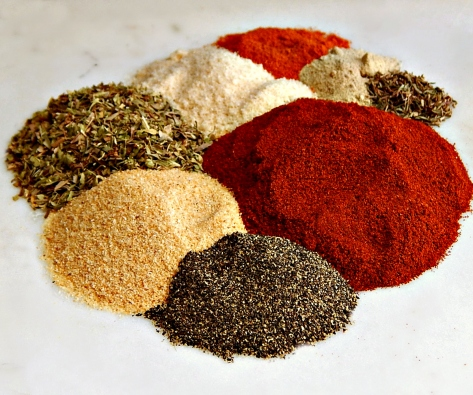 Home-Made Cajun Spice Blend