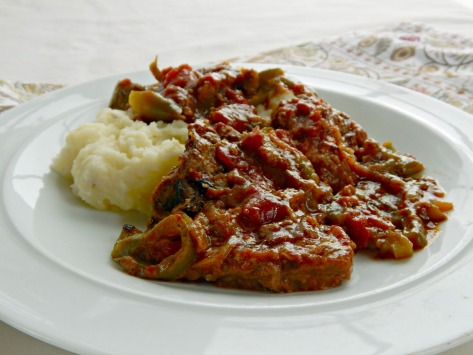 Old Fashioned Swiss Steak