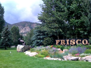 Frisco, Colorado, photo from the Random Fishbowl