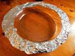 Make home-made pie shield!