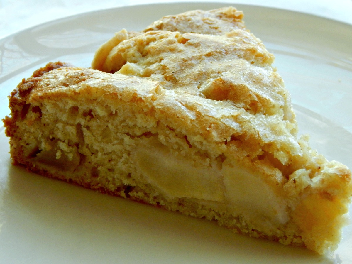 Gluten Free Apple Cake Easy
