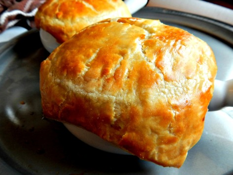 Beef & Guinness Stew Pies