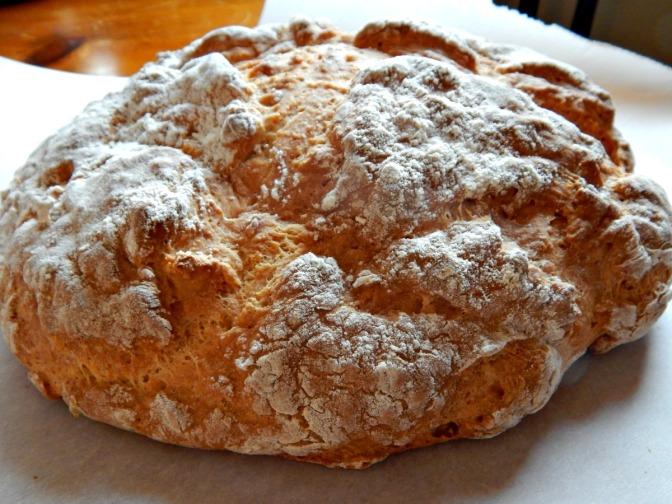 Ballymaloe's Irish Soda Bread . $1.00