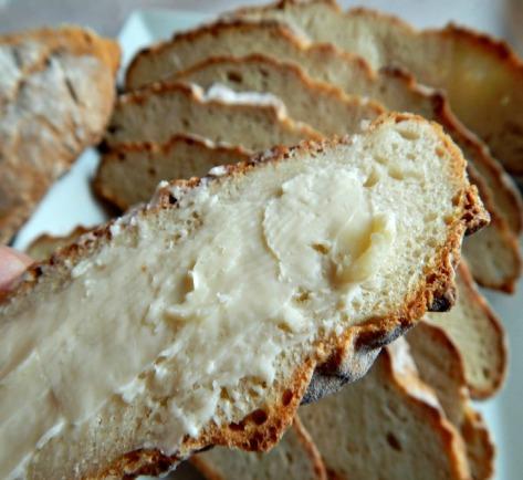 Ballymaloe's Irish Soda Bread, beautifully sliced!