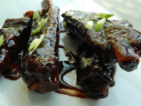 Gordon Ramsey's Sticky Ribs - amazing Asian Flavors!