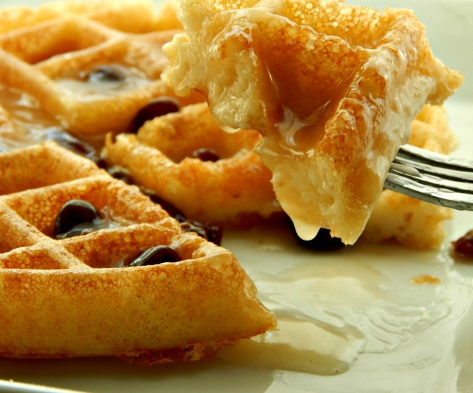 Marion Cunningham's Overnight Yeasted Waffles