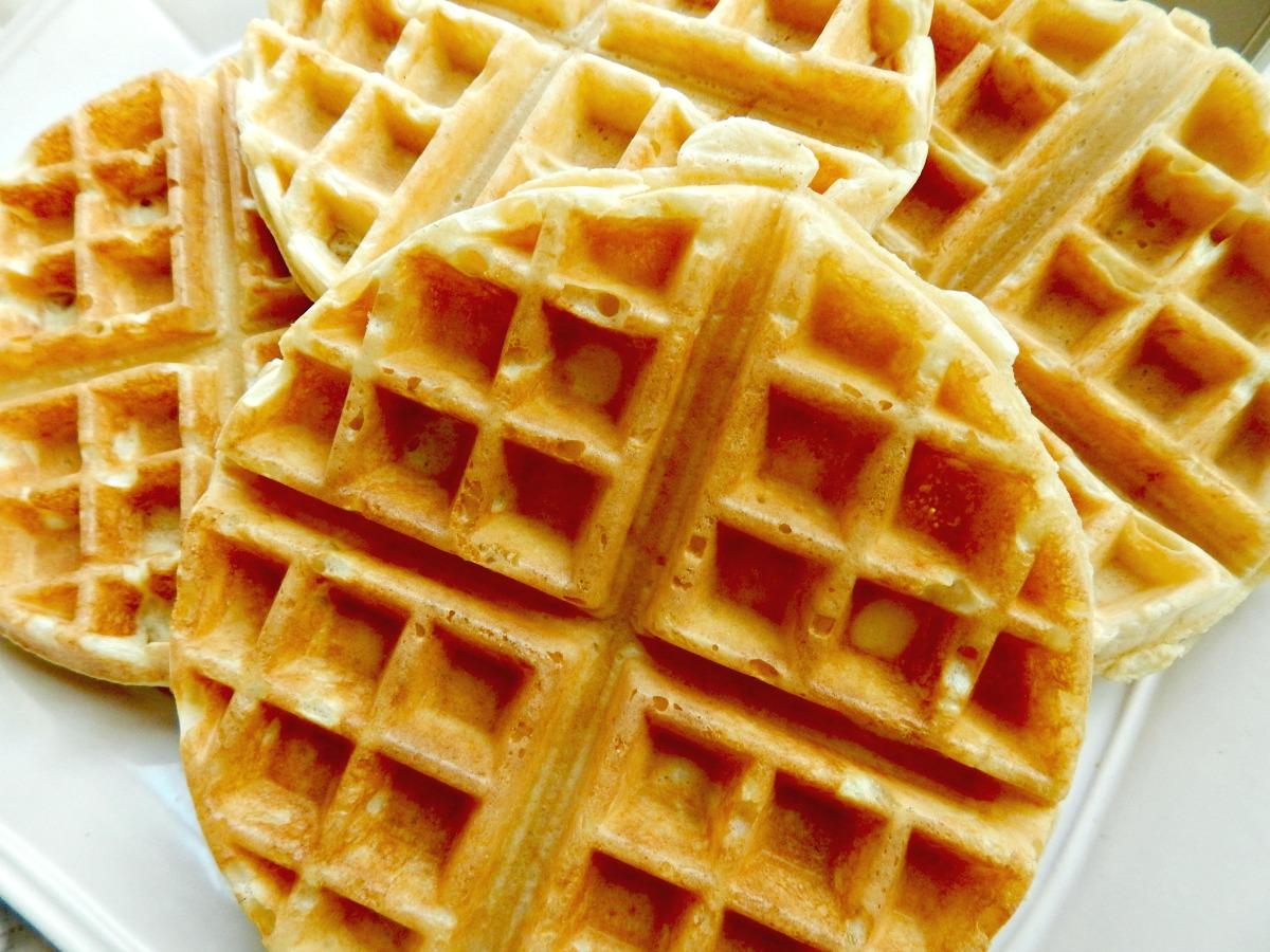 Marion Cunningham's Raised Waffles Recipe — Dishmaps