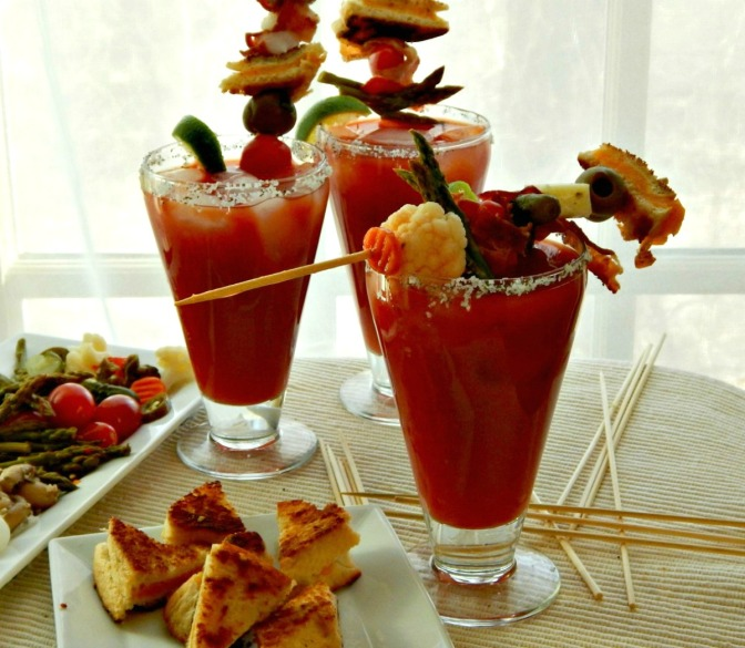 Overnight Bloody Marys