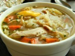 Chicken & Rice Soup3