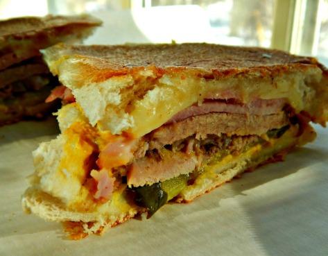 Cubano (Cuban) Sandwich