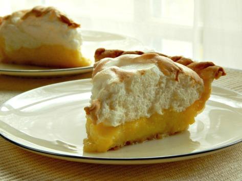 Cook's Illustrated Lemon Meringue Pie