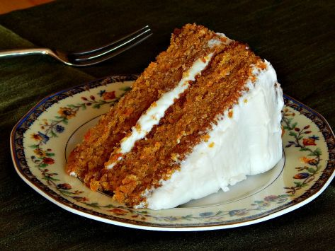 The Wayside Inn Carrot Cake