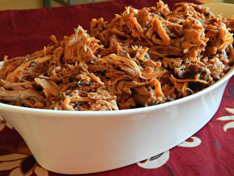 Crock Pot Slow Cooker Pulled Pork or Briskit