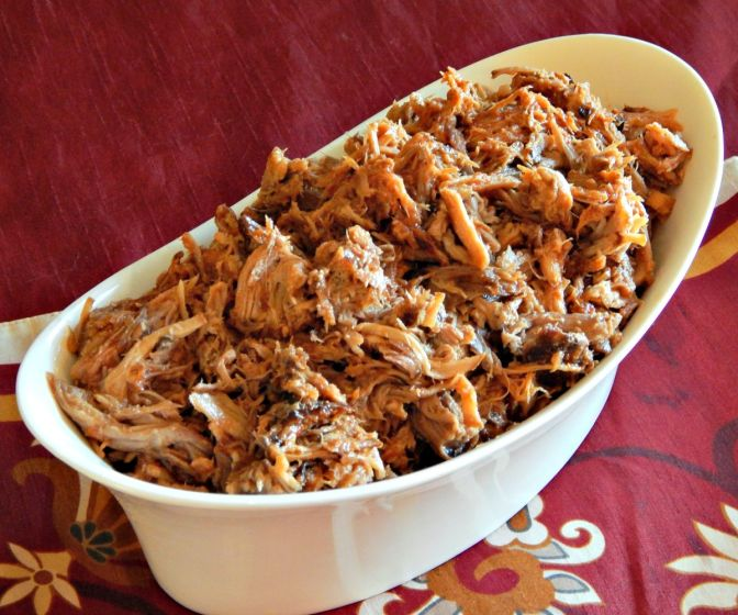 CrockPot Slow Cooker Pulled Pork or Brisket
