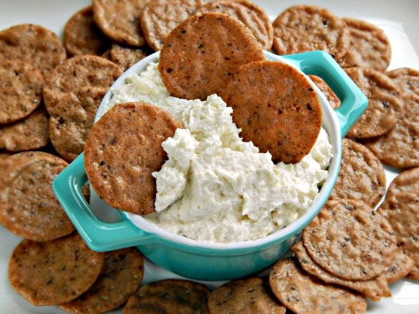Old-Fashioned Crab Dip