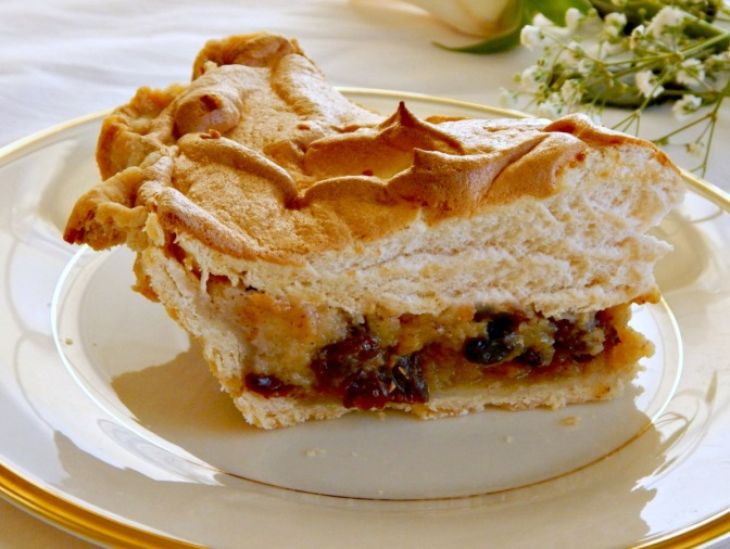My Grandmother's Pie Crust