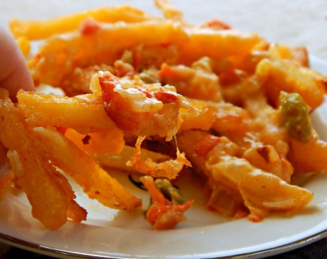 Pimento Cheese Fries