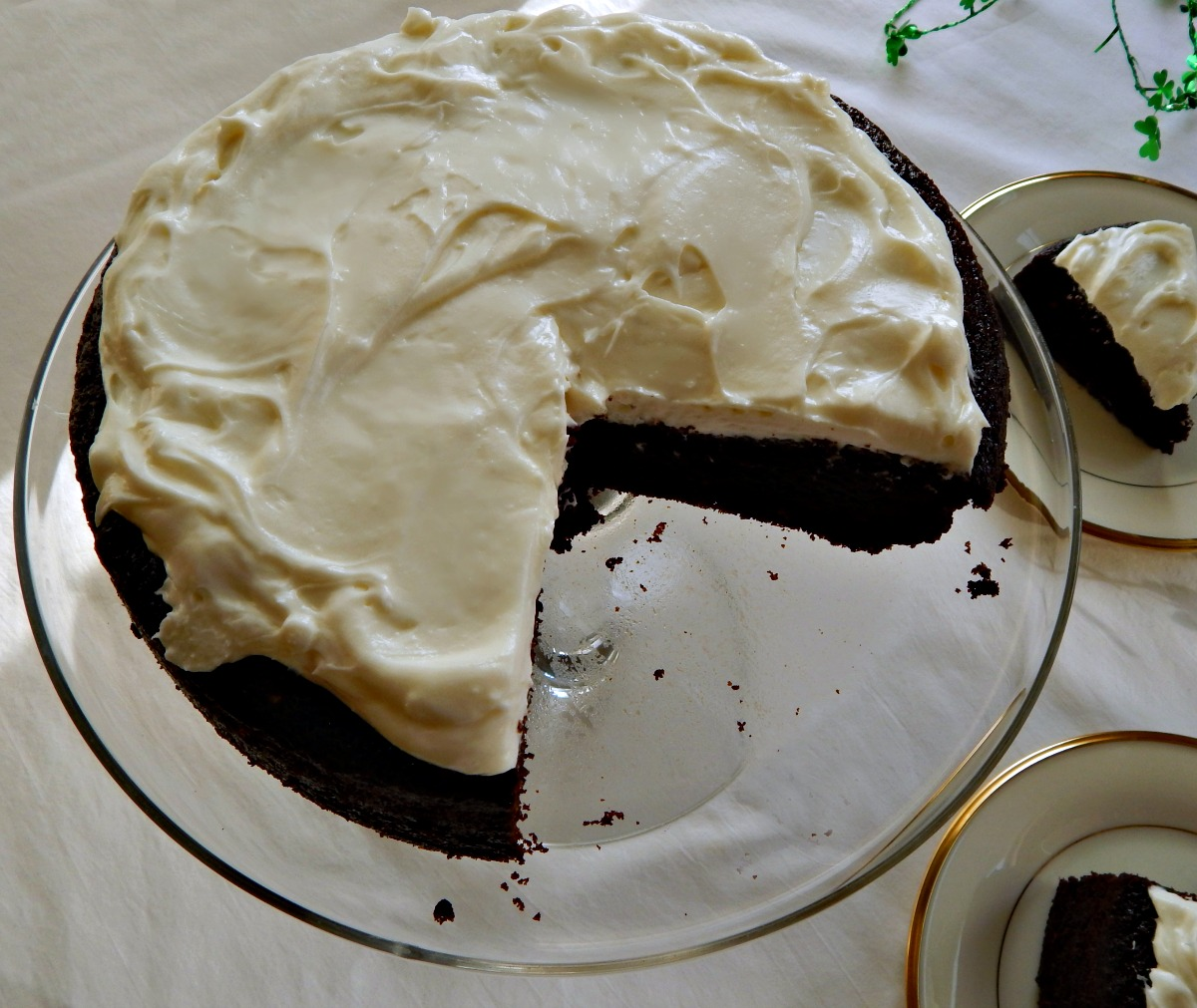 Easy Guinness Chocolate Cake, adapted from Nigella Lawson | Frugal ...