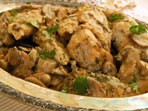 Three Herb Chicken