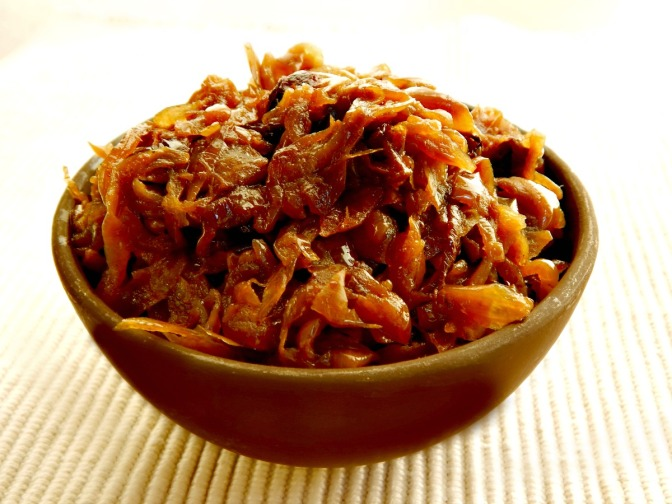 Slow Cooker Caramelized Onions