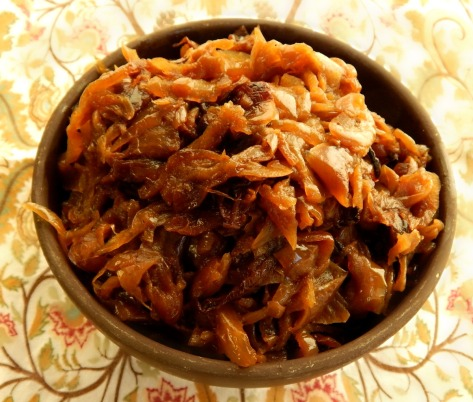 Caramelized Onions in the Crockpot