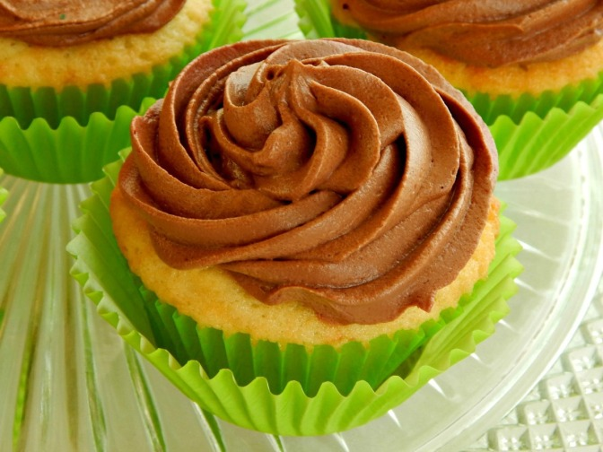 The Best Bailey's Frosting – That really tastes like Bailey's is in it.